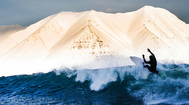 SWIFF Live - Surfing the Arctic