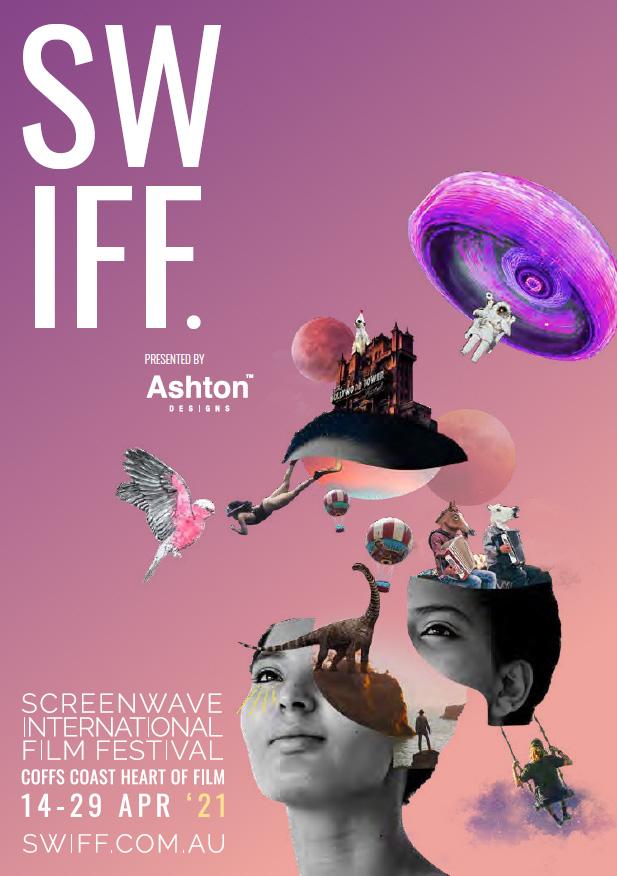 SWIFF' 21 PROGRAM COVER