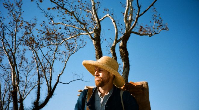(34) Willem Dafoe (Vincent Van Gogh) in Julian Schnabel's AT ETERNITY'S GATE